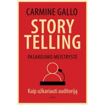 Gallo C. Storytelling....