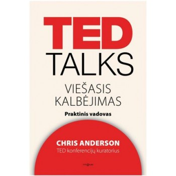 Anderon Ch. TED talks....
