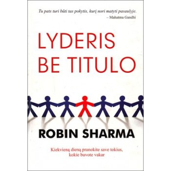 Sharma R. Lyderis be titulo